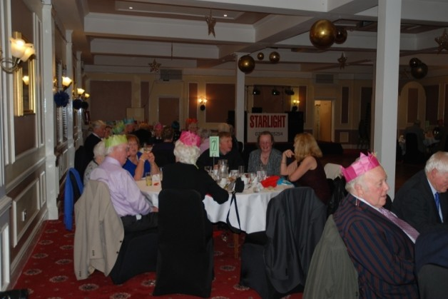 Christmas Party 2014 Lord Hill Hotel Shrewsbury