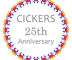 Cickers 25th Anniversary