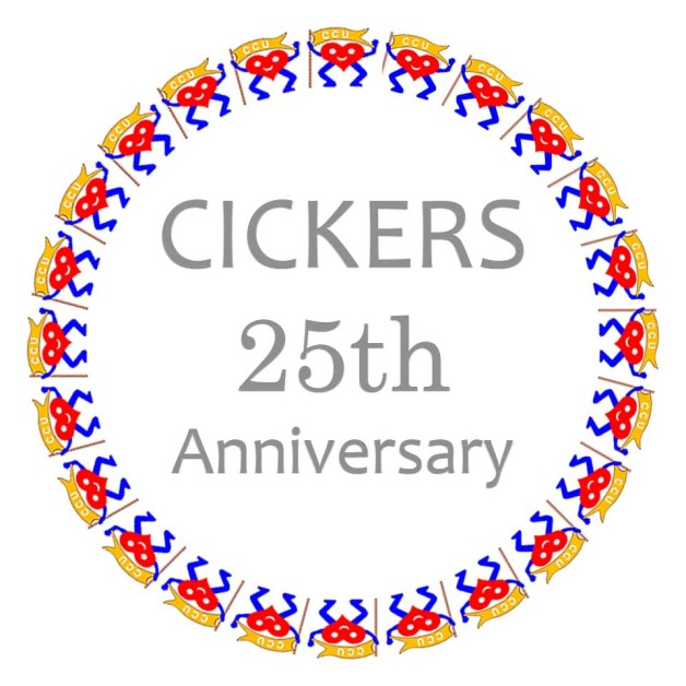 Cickers 25th Anniversary