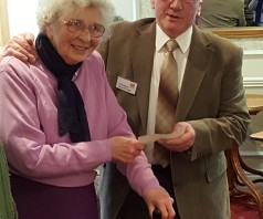 90th Birthday donation